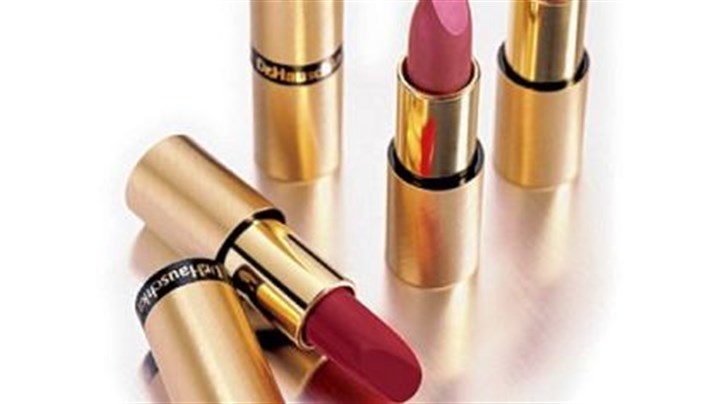 Dr. Hauschka lipsticks Safe Dr. Hauschka lipsticks available at Whole Foods Market.