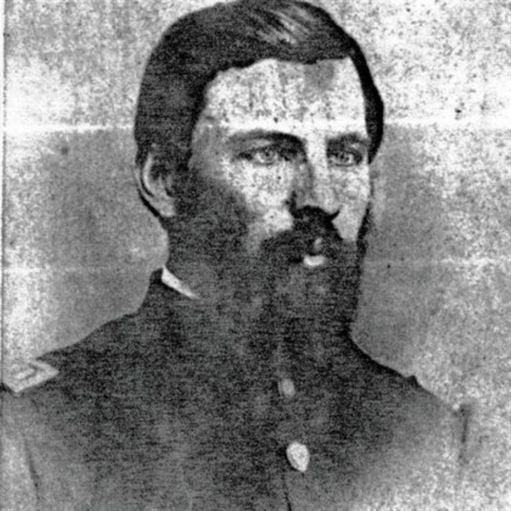 Dr. William F. Osborn Fayette County native Dr. William F. Osborn fought on Seminary Ridge and treated the wounded inside the theological school while keeping a diary of the battle.