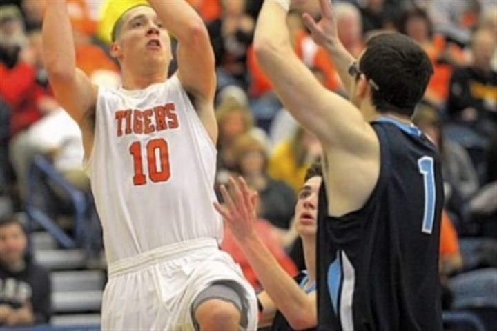 DrewCook Drew Cook paced Beaver Falls with 20 points in its Class AA win Saturday.