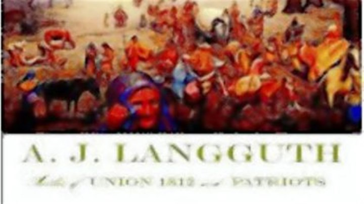 "Driven West: Andrew Jackson's Trail fo Tears to the Civil War,"" by A.J. Langguth"