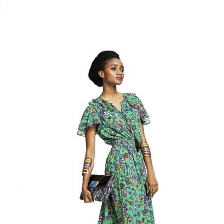 Duro Olowu dress Duro Olowu design for J.C. Penney.