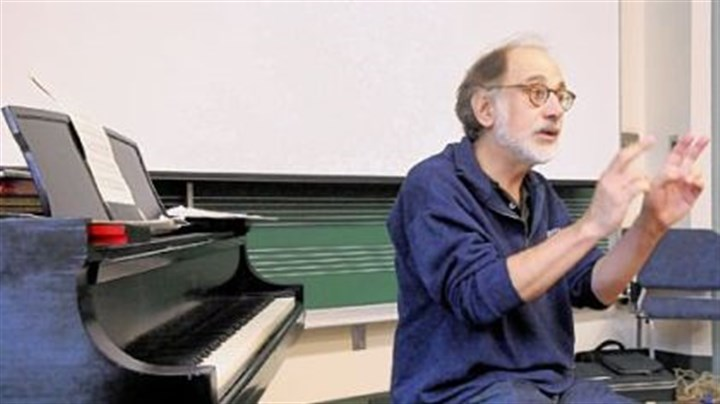 """Dvorak in America"" Joseph Horowitz reflects on the American experience of Antonin Dvorak that inspired his music at the ""Dvorak in America"" teacher-training institute at the University of Pittsburgh."