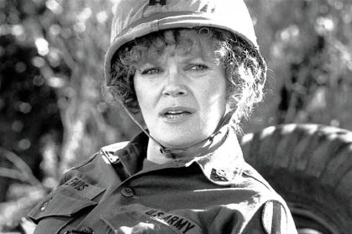 "Eileen Brennan Eileen Brennan as seen in 1980's ""Private Benjamin."""