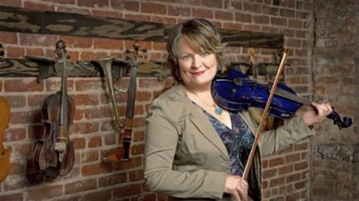 Eileen Ivers Eileen Ivers & Immigrant Soul combine their talents Saturday for a Celtic-infused Christmas concert at the Byham Theater