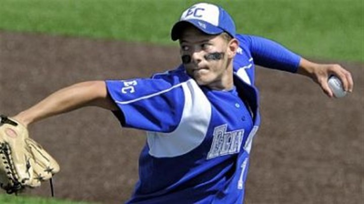 Ellwood Baseball Ellwood City's Christian Kerns led the Wolverines to a WPIAL Class AA title this season.
