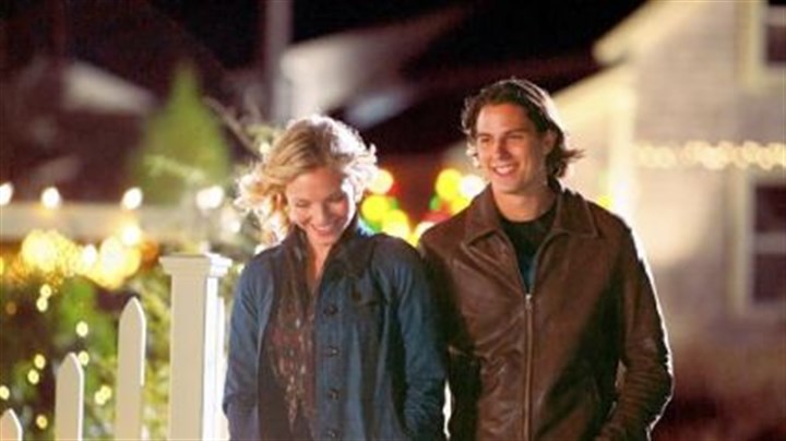 "Eloise Mumford and Sean Faris Eloise Mumford and Sean Faris star in Hallmark Hall of Fame's ""Christmas With Holly,"" airing on ABC."