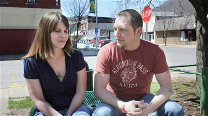 Emporium, Pa., couple struggle to cope with economy Holly and Steve Manginell, of Emporium, faced leaving their hometown to find work after Mr. Manginell lost his job with GKN Sinter Metals, Cameron County's biggest employer.