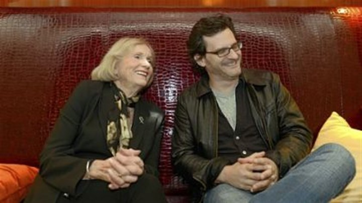 Eva Marie Saint and Ben Mankiewicz Actress Eva Marie Saint and Ben Mankiewicz, a host of Turner Classic Movies, have found a young, appreciative audience for classic movies as they travel around the country.