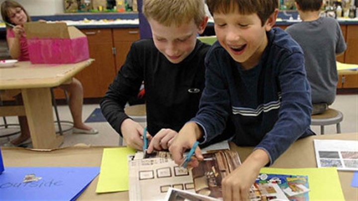 Expression through art Steve Mellon/Post-Gazette