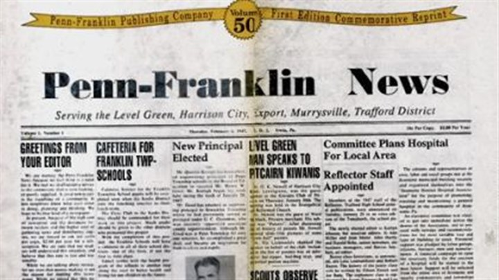 February 6, 1947 Penn-Franklin News dated February 6, 1947.