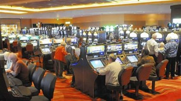 gambling Gambling is a hit with the senior crowd, but the Rivers Casino was fined last week for allowing underage bettors on the floor, as was The Meadows Racetrack and Casino.