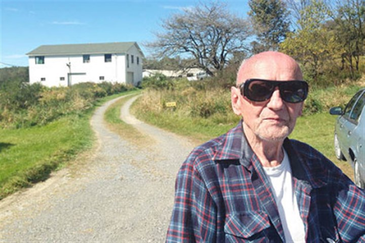 George Rykola George Rykola, 92, has operated a mink farm in Cambria County for nearly 60 years. Wednesday morning, animal rights activists said they released hundreds of Mr. Rykola's mink from their cages.