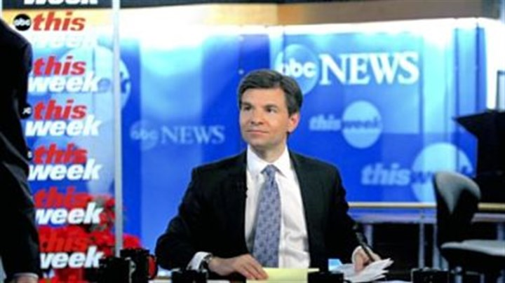George Stephanopoulos George Stephanopoulos will help moderate the Clinton-Obama debate Wednesday in Philadelphia.