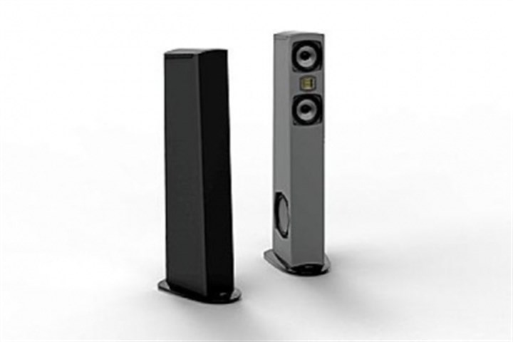 GoldenEar Technology Triton Seven speakers GoldenEar Technology Triton Seven speakers are the first GoldenEar Triton speakers that do not have built-in powered subwoofers and will retail for $699 each.