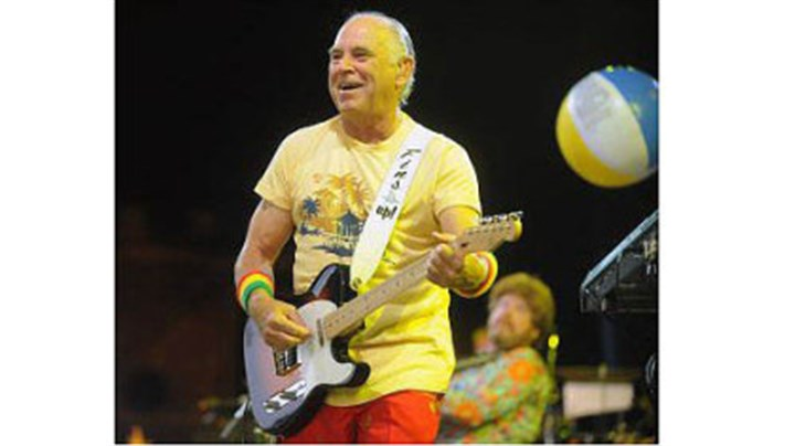 Good times with Jimmy Buffett Jimmy Buffett creates a tropical vacation atmosphere for fans Thursday at First Niagara Pavilion.