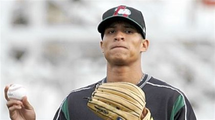 "Gorkys Hernandez Pirates prospect Gorkys Hernandez on the chance he could compete for the Pirates' center field job with Andrew McCutchen: ""It will be a good competition."""