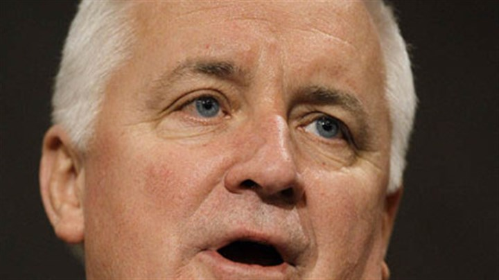 Gov. Tom Corbett Gov. Tom Corbett: appointed 30-member Marcellus Shale Advisory Commission.