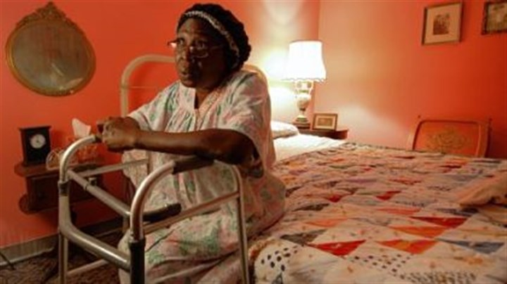 Grandma (Tracey D. Turner) Grandma (Tracey D. Turner) welcomed you like a long-lost relative -- and then begged you to rescue her from her assisted care facility.