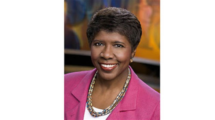 Gwen Ifill Gwen Ifill from quot;PBS Newshour.quot;