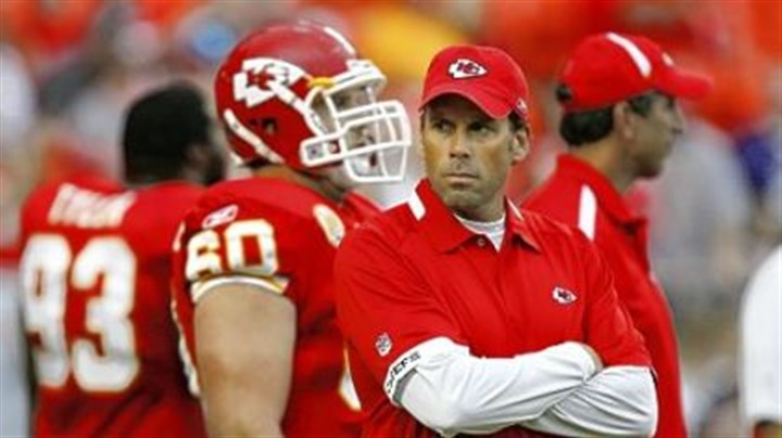 haley1 Todd Haley was fired as Kansas City Chiefs head coach after 13 games into the 2011 season.