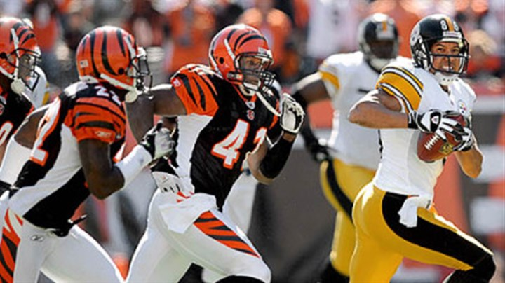 "Hines Ward Steelers wide receiver Hines Ward on the NFL's new blocking rules: ""If I get another opportunity to hit somebody, I'm going to take it."