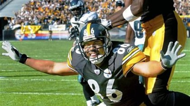 Hines Ward mocks Terrell Owens Hines Ward mocks Terrell Owens and 'The Dirty Bird' after scoring in 2004.
