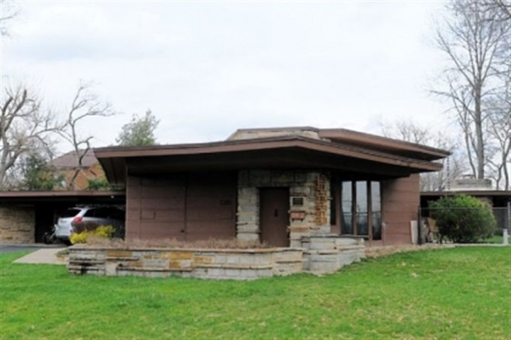 home builders western pa homes designed by wright apprentices reflect his usonian