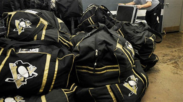 Hitting the road Mellon Arena