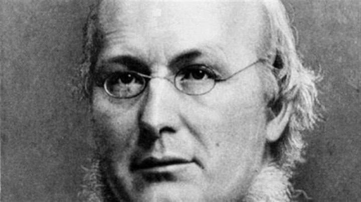 Horace Greenley Pioneer American journalist Horace Greenley was born Feb. 3, 1811. He was founder of the New York Trbune in 1841 and his editorials made the newspaper widely known.