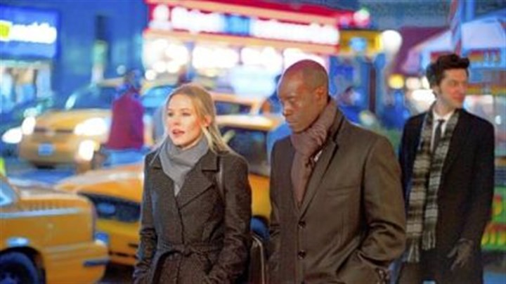 """House of Lies' Kristen Bell, Don Cheadle and Ben Schwartz star in ""House of Lies,"" premiering Sunday on Showtime."
