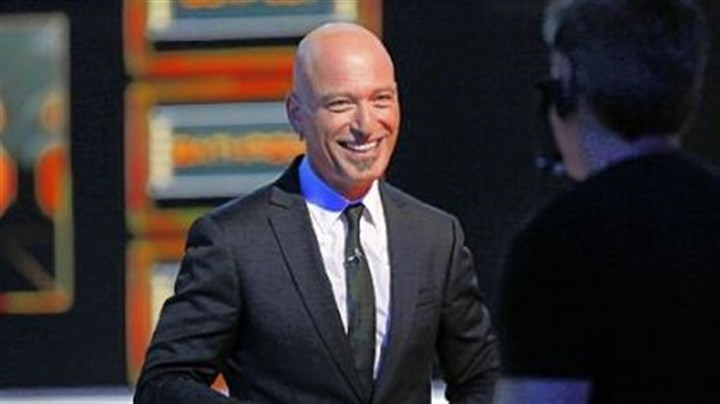 "Howie Mandel Howie Mandel is host of ""Take It All,"" a prime-time game show premiering on NBC."