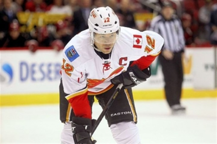 Iginla file picture Former Calgary star, and latest Penguins acquisition, Jarome Iginla should give the offense a boost.