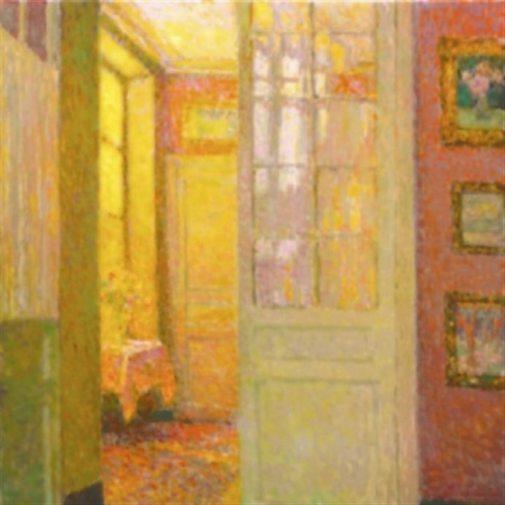 "Interieur, Lumiere de la Fenetre The Pittsburgh school district's painting by French impressionist Henri Le Sidaner (1862-1939) titled ""Interieur, Lumiere de la Fenetre"" (Interior, Light from the Window) sold for $905,000 in an auction Wednesday at Sotheby's in New York City."