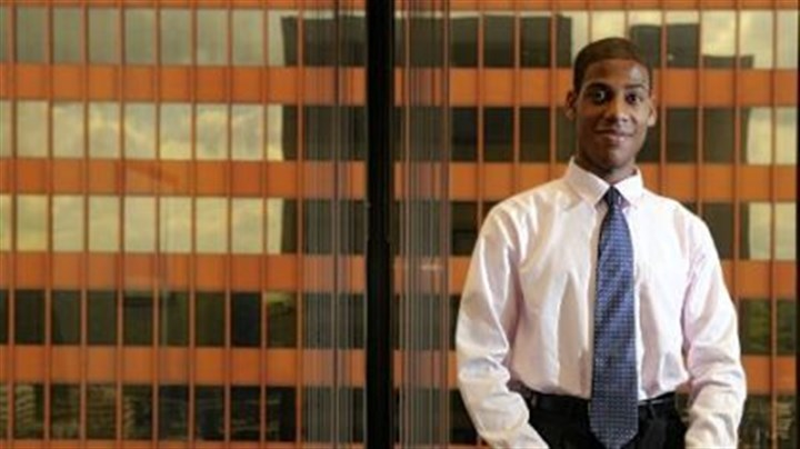 internships Daniel Joyner is one of several African-American students introduced to corporate America this summer through internships offered by FAME.