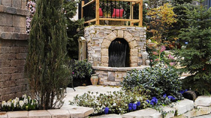 A Touch Of Tuscany Italy 39 S Warm Countryside Is Theme For Entries In Cleveland Home And Garden