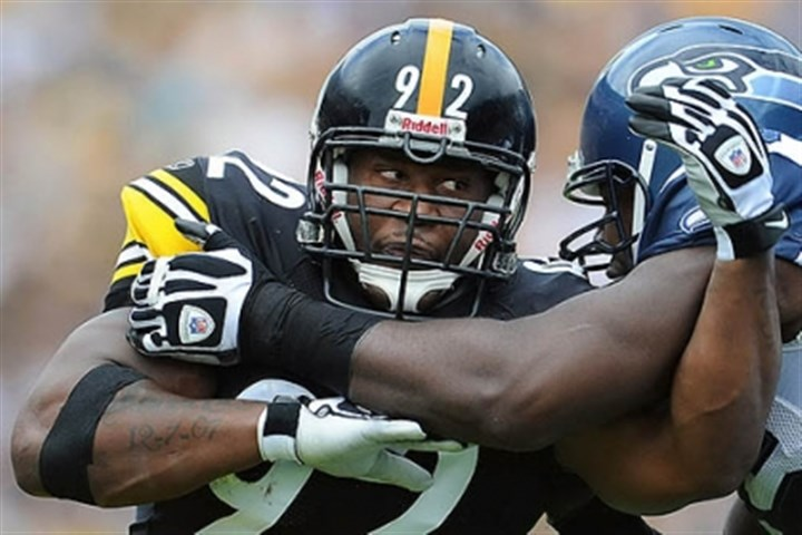 James Harrison filer James Harrison will face his former team when the Steelers play the Bengals Monday night