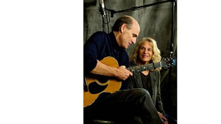 "James Taylor and Carole King James Taylor and Carole King played the final event at the Civic Arena in June 2010 during their Troubadour Tour. Both sang classic versions of Ms. King's ""You've Got a Friend."""
