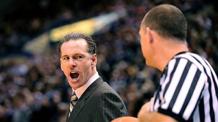 Jamie Dixon Despite losing 66 percent of his scoring from last season, Pitt coach Jamie Dixon has the Panthers back on top of the Big East.