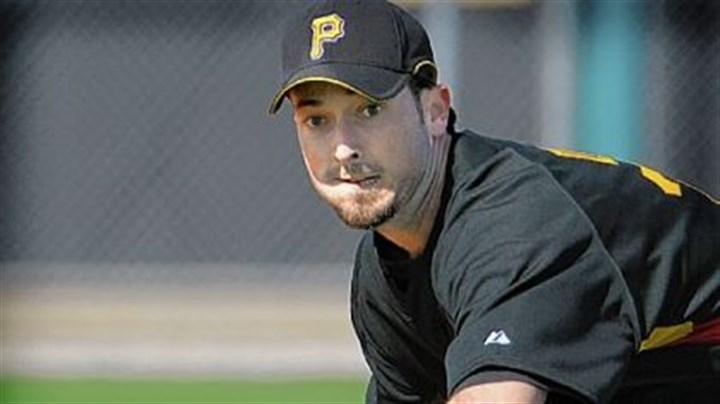 Jason Davis Pirates pitcher Jason Davis is a taxidermist in his spare time.