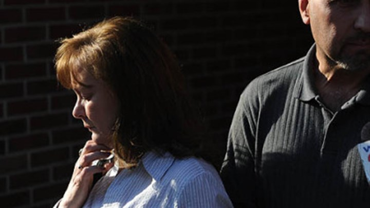 Jeannie Sanger Jeannie Sanger, left, whose brother Benny Willingham was a miner killed in the West Virginia coal mine explosion, speaks with the media with her husband Bobby Sanger at Marsh Fork Elementary School.