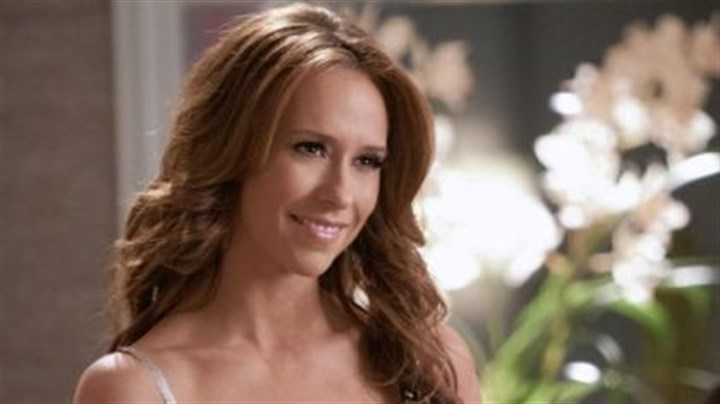 "Jennifer Love Hewitt Jennifer Love Hewitt uses a personal touch in ""The Client List"" on Lifetime."