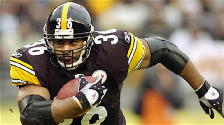 Jerome Bettis Former Steelers running back Jerome Bettis.