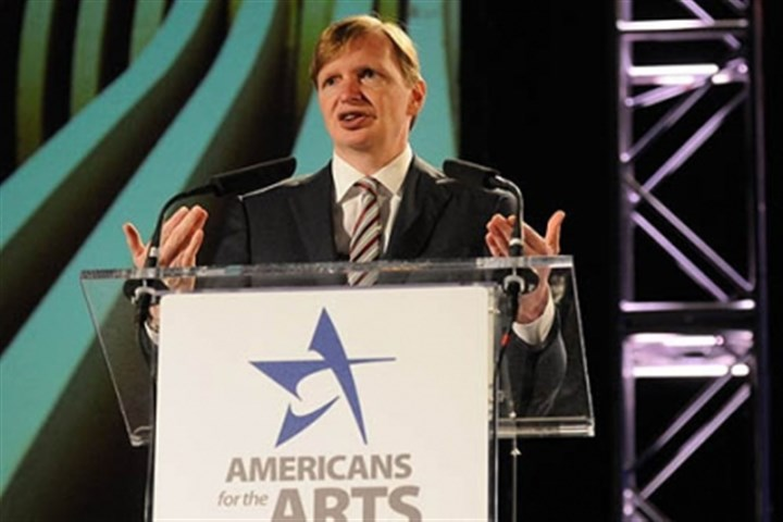 Jim Messina Jim Messina, campaign manager for the 2012 re-election campaign of President Barack Obama, gives a talk during the keynote program of the Americans for the Arts annual convention at the David L. Lawrence Convention Center in Pittsburgh on Friday.