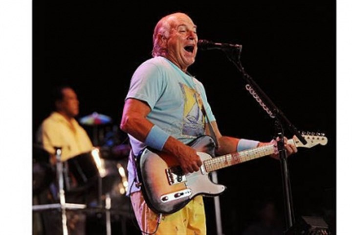 Jimmy Buffett Jimmy Buffett on stage at First Niagara Pavilion.
