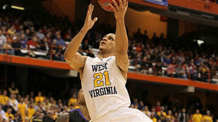 Joe Mazzula West Virginia guard Joe Mazzulla.