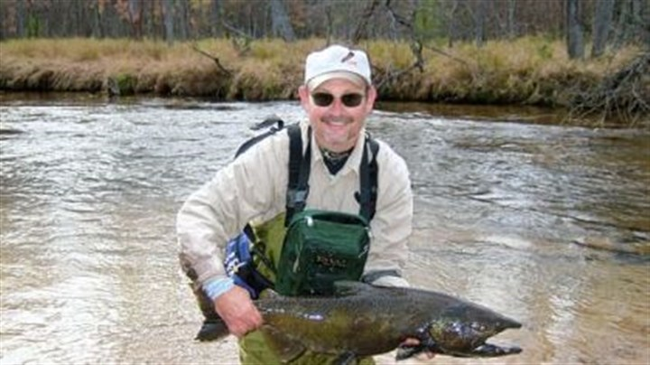 Fishing john arway takes the helm of an agency on for Pa fish and boat