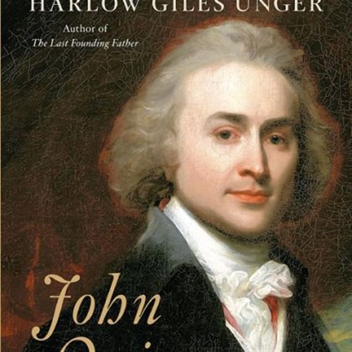'John Quincy Adams' by Harlow Giles Unger