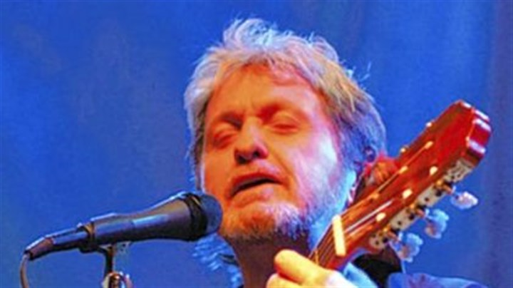 Jon Anderson Yes singer Jon Anderson now also hangs out with some younger rockers.