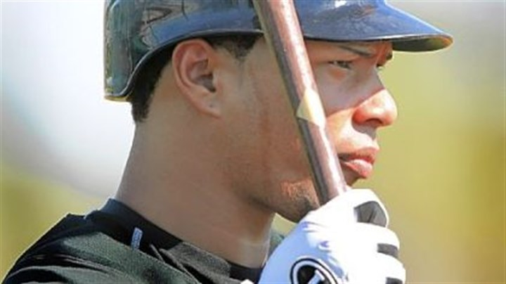Jose Tabata Pirates outfielder Jose Tabata.