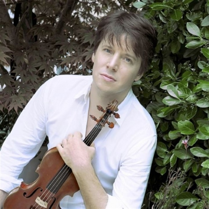 Joshua Bell Joshua Bell, now the world's most famous concert soloist, will talk about how he came to own Bronislaw Huberman's Strad